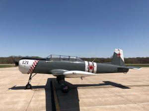 YAK or CJ-6